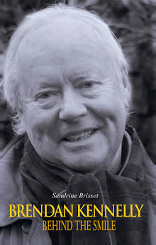 Biography of Irish Poet Brendan Kennelly by Sandrine Brisset