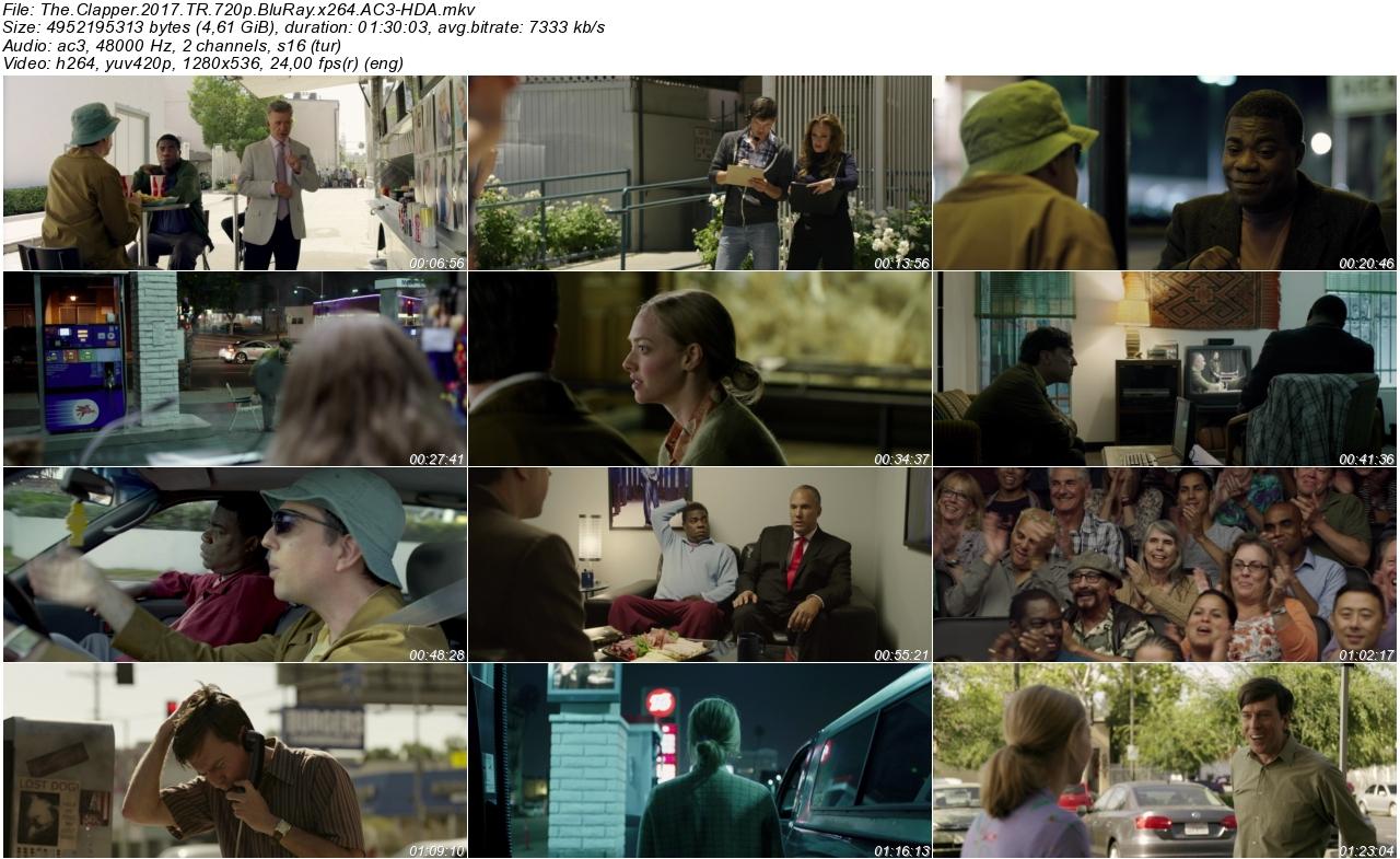 Alkışçı 2017 - 1080p 720p 480p - Türkçe Dublaj Tek Link indir