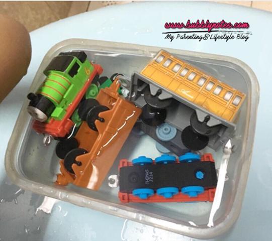 Thomas and Friends Berpisah Tiada! 13