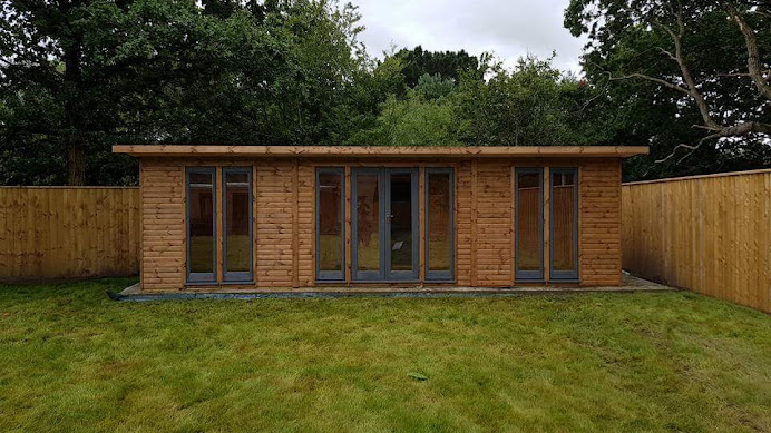 Profile Cover Photo. Profile Photo. Parkhall Timber Products LTD  SUMMERHOUSE HOME OFFICE SHEDS ...