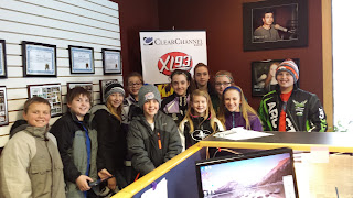 6th graders at clear channel