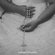 Wedding photographer Gilberto Benjamin (gilbertofb). Photo of 18.12.2017