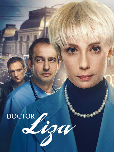 "Cabine de Imprensa – ""Doutora Liza"" (Doctor Liza) – 120 min"
