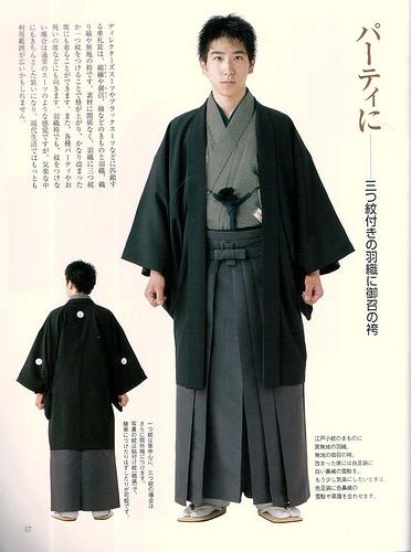 El Hakama es un pantalón holgado que a veces se usa en artes marciales y que se coloca encima del kimono.