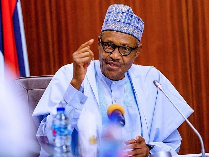 SHOCKING: My Administration Has Lifted 10.5 Million People Out Of Poverty, President Buhari