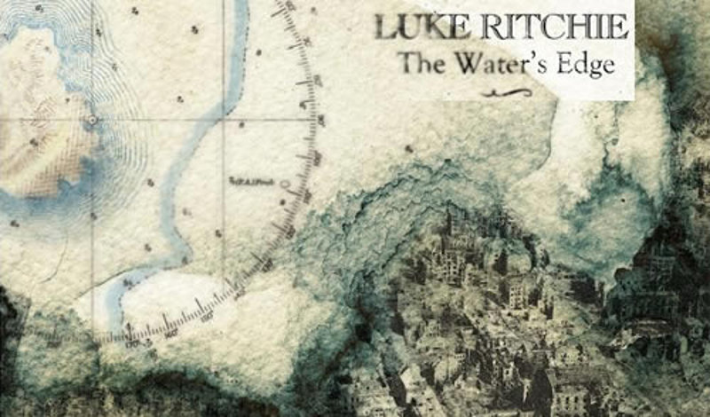 Luke Ritchie Water's Edge album cover