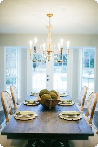 fixer upper dining chandelier