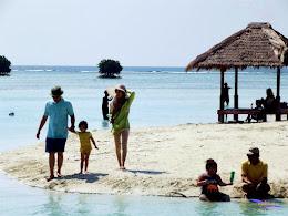 family trip pulau pari 090716 Fuji 028