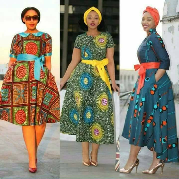 Fancy Kitenge Designs For Women ⋆ Fashiong4