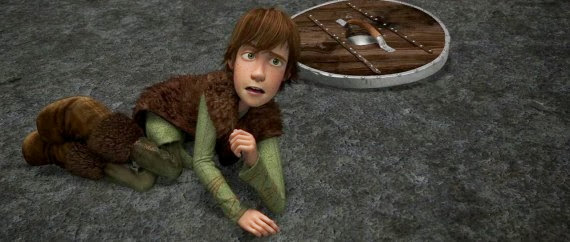 Free Download Single Resumable Direct Download Links For Hollywood Movie How to Train Your Dragon (2010) In Dual Audio