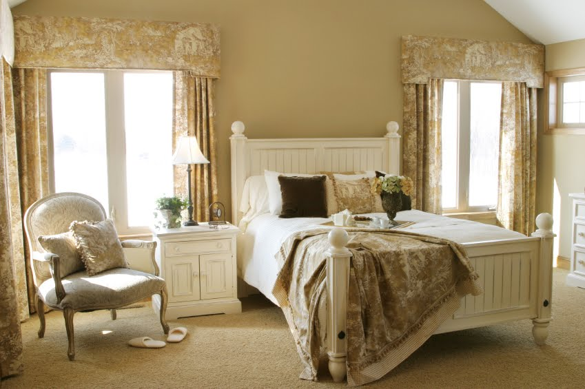 French Country Curtains ~ Design
