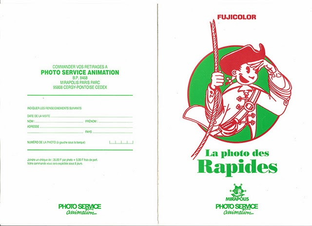 Carnet photo des rapide Mirapolis