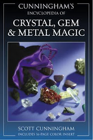 Cover of Scott Cunningham's Book Cunninghams Encyclopedia of Crystal Gem and Metal Magic
