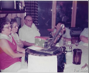 Retirement Party 1977