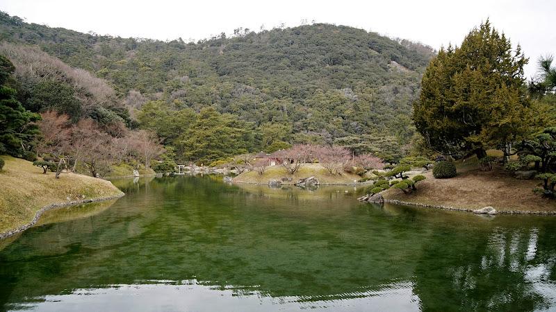 栗林公園 写真8