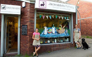 Jackrabbits pottery