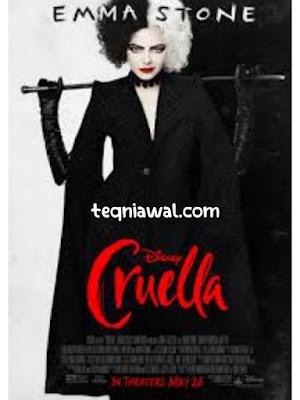Cruella (2021) 74% - أفضل أفلام اجنبية