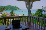 Office of the Day, Perhentian Islands, Malaysia