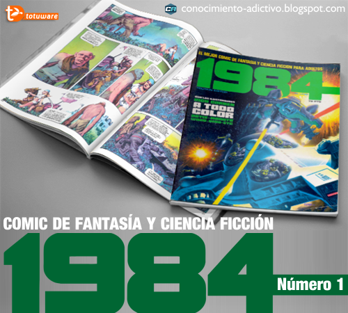 1984 - Nº 1