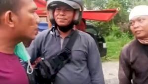 Viral!! Sepeda Motor Hadiah Dari Panglima TNI diberhentikan Debt Kolektor