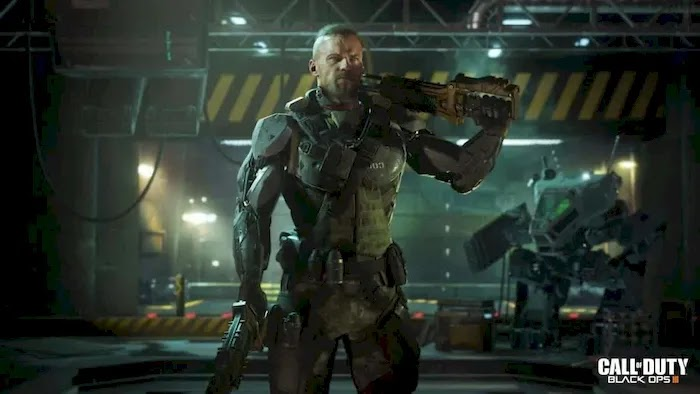 Game Sequence Call of Duty Black Ops III