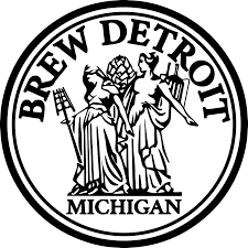 Logo of Brew Detroit Two Glass Jaws