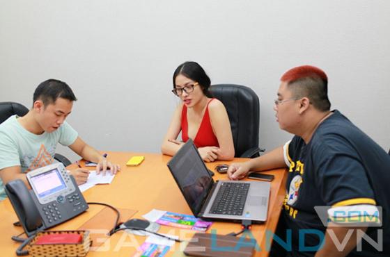 Trương Nhi tham gia dự án quảng bá Thiên Long Bát Bộ 2