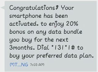 MTN Free data by tweaking imei