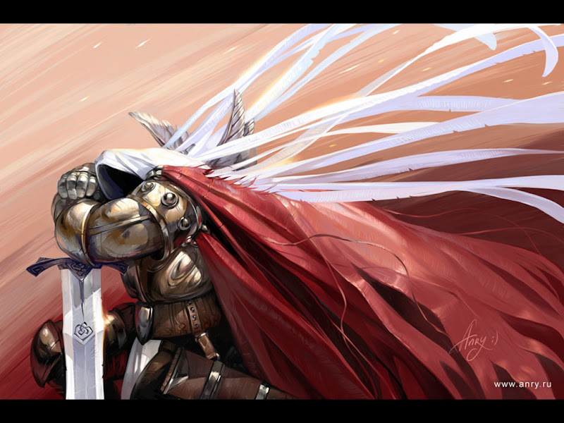 Tyrael Knight, Warriors