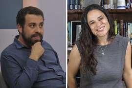 Janaína Paschoal questiona Boulos sobre cumprir os 4 anos de mandato