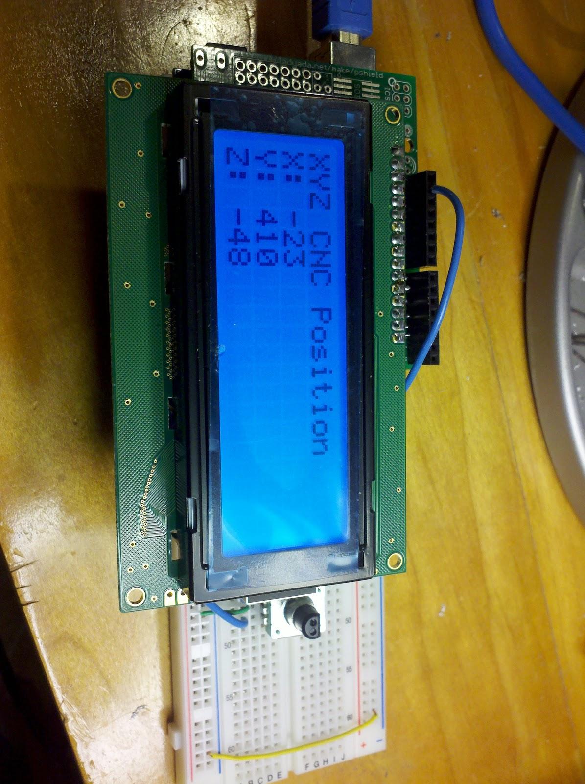 Siliconfish arduino based xyz cnc carving machine