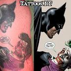 Photo - Joker Batman Tattoos Pictures