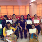 The 10th convocation ceremony of the E.C.C.ed course 2013/14 conducted at Witty World