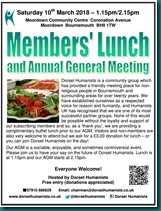 AGM 10 March 2018