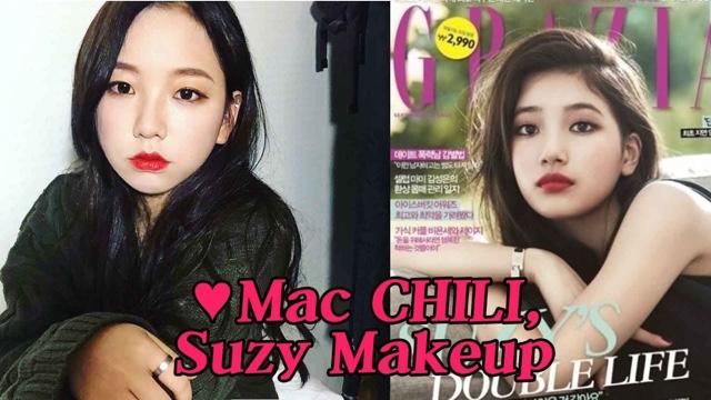 Pics of : Suzy Makeup 2017