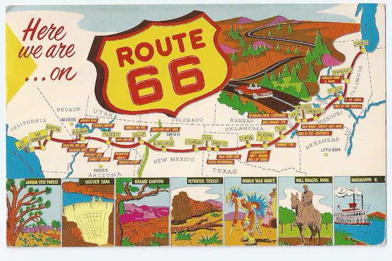 I'm Retired -- Adventures of a Simpler Life: Gettin' Our ... on i-84 map, calico ca map, rt 65 map, new mexico map, rt 6 map, u.s. route 6, u.s. route 50, the grapes of wrath, area of honolulu hawaii map, u.s. route 1, i-64 map, us route 101, rt 50 map, rt 80 map, tours world map, interstate 78 map, small kansas town map, rt 95 map, us interstate highway system map, us interstate highway system, i-88 map, state route 66, us highway 6 map, marta schedules and map, national scenic byway, oregon mineral map, california state route 1, loma linda map, route map, u.s. route 60, santa monica, u.s. route 41,