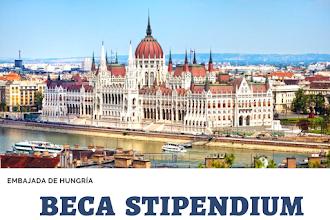 Embajada de Hungría - BECA - Stipendium Hungaricum