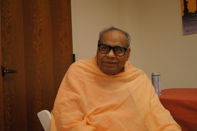 Day 2 Swami Tathagatananda