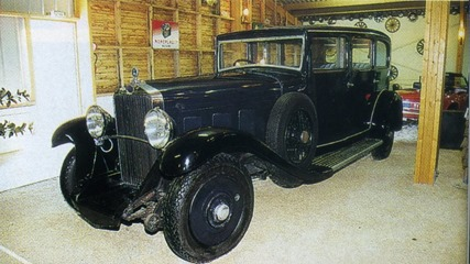Delage D8 1931