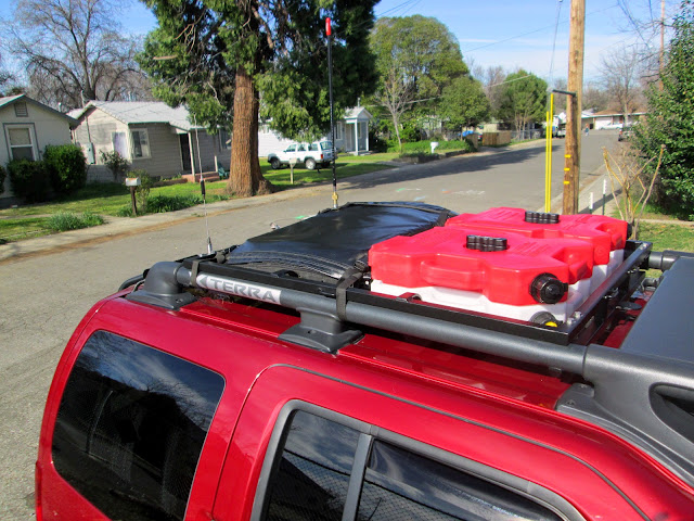 Blue Ridge Nissan >> Roof rack mounted antennas - Page 2 - Expedition Portal