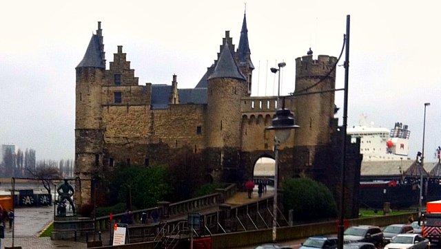 Замок Стеен, Антверпен
