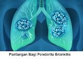 Pantangan Orang Yang Mempunyai Penyakit Bronchitis (Bronkitis) Dan Pencegahan