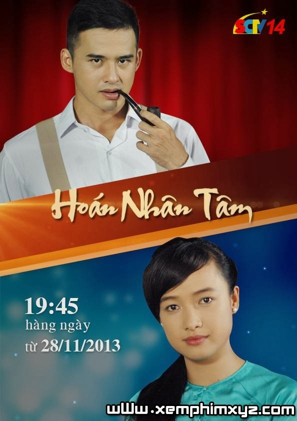 Hoán Nhân Tâm Kênh Sctv14