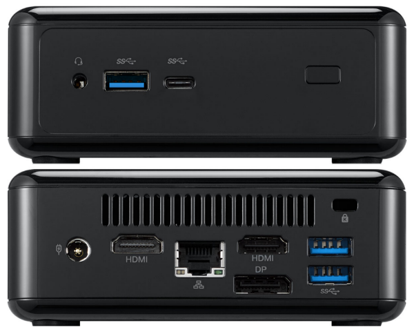 Asrock Beebox S 4K HDMI 2.0