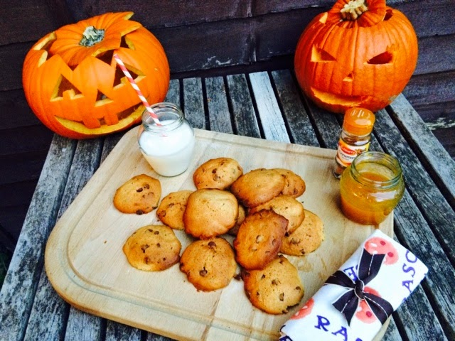 pumpkin recipes pumpkin chocolate chip cookies the betty stamp