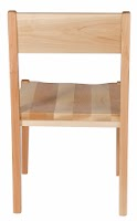 Delton Dining Chair in Natural Maple