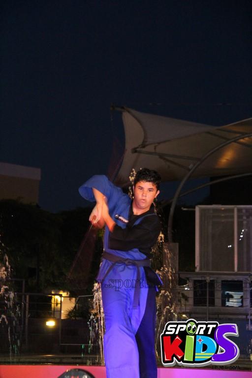 show di nos Reina Infantil di Aruba su carnaval Jaidyleen Tromp den Tang Soo Do - IMG_8741.JPG