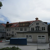 Dachsanierung PKH Hall in Tirol