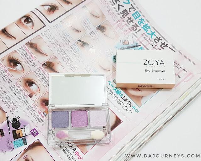 [Review] ZOYA Cosmetics Velvet Vineyard