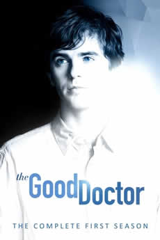 capa The Good Doctor 1ª Temporada